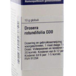 Drosera rotundifolia D30