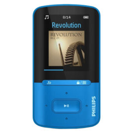 Philips GoGear Vibe 4GB Blauw