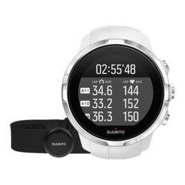 Suunto Spartan Sport White Chest HR