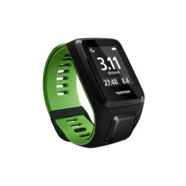TomTom Runner 3 Cardio Black/Green – L