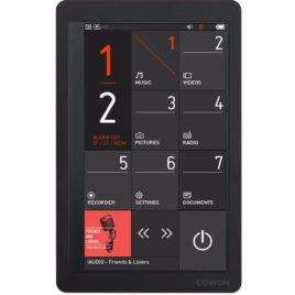 Cowon X9 8GB Zwart