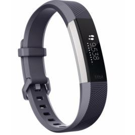 Fitbit Alta HR Grijs – L