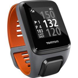 TomTom Golfer 2 SE Grijs/Oranje