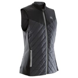 Kalenji Mouwloos vest jogging dames Run Warm – 38 – S