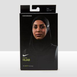 Pro Hijab Zwart – Black/White